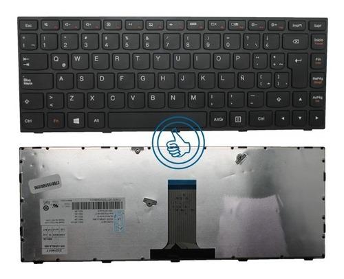 teclado lenovo g40-30 g40-80 g40-70 b40-30 negro español