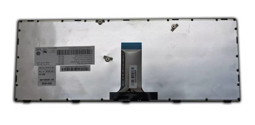 teclado lenovo g40-80 b40-30 b40-70 mp-13p86pa-686 br ç novo