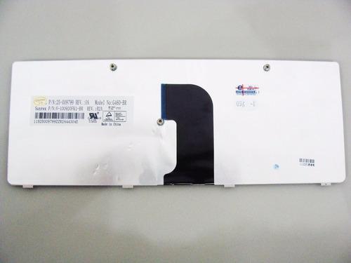 teclado lenovo g460 g465 pn v-100920fk1-br