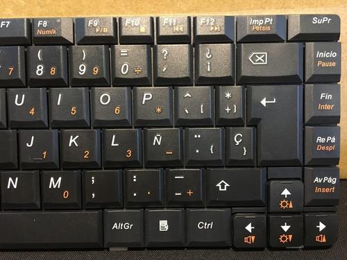 teclado lenovo g470 g475 b4700 v470 español nuevos