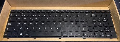 teclado lenovo g50-30 g50-45 g50-70 g70 b50 b50-30 español