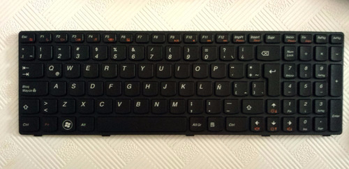 teclado lenovo g570g g575 g575gx g575gl g575a g575ac