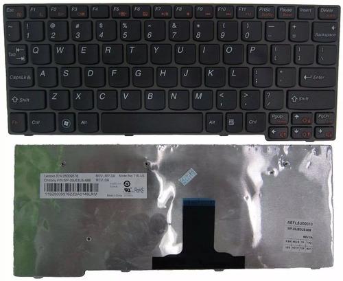 teclado lenovo ideapad s10-3 s100 s205 s110 mp-09j66la-6861