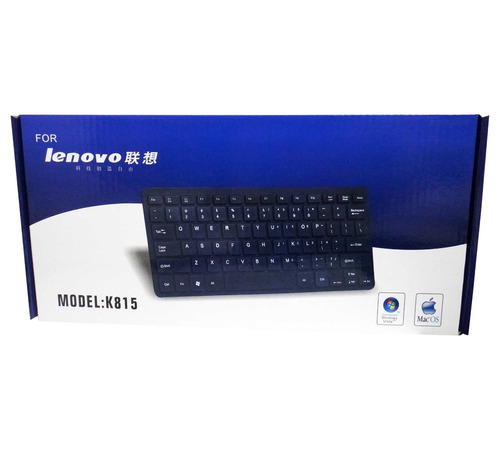 teclado lenovo mini usb pc escritorio portatil