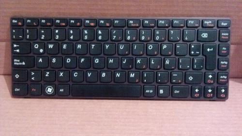 teclado lenovo z370 z470 z470a g470ah g470gh español eex