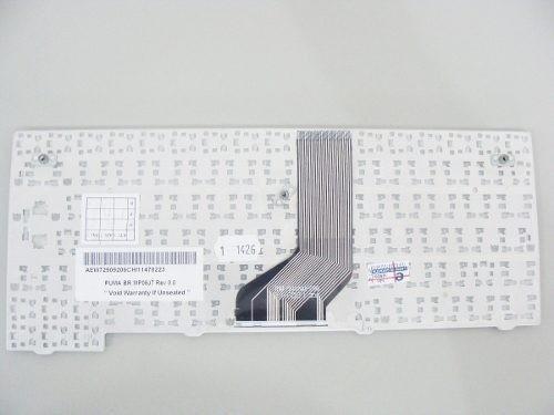 teclado lg x120 x130 x13 series aew72909206 branco abnt2