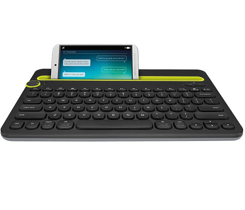 teclado logitech bluetooth k480 tablet celular mac android