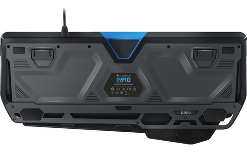 teclado logitech g910 orion spark mecanico rgb usb gaming