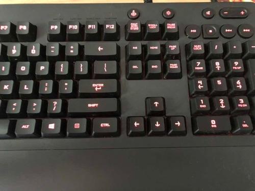 teclado logitech gamer g213