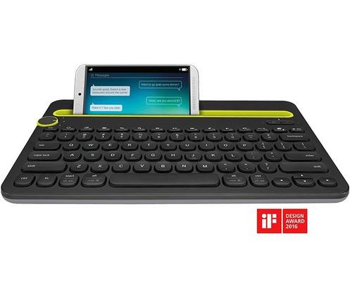 teclado logitech k480 bluetooth multi dispositivos