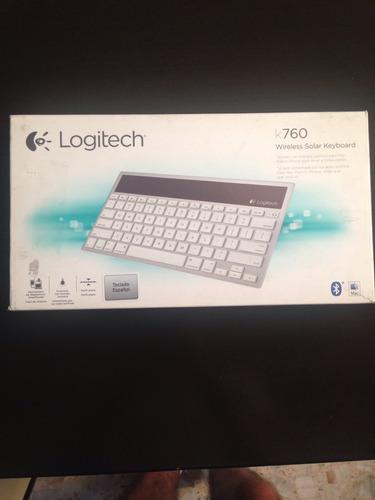 teclado logitech k760 nuevo