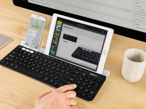 teclado logitech k780 multi plataforma bluetooth usb  920 00