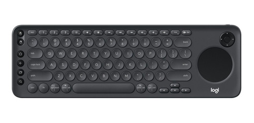 teclado logitech para tv k600 wireless touch