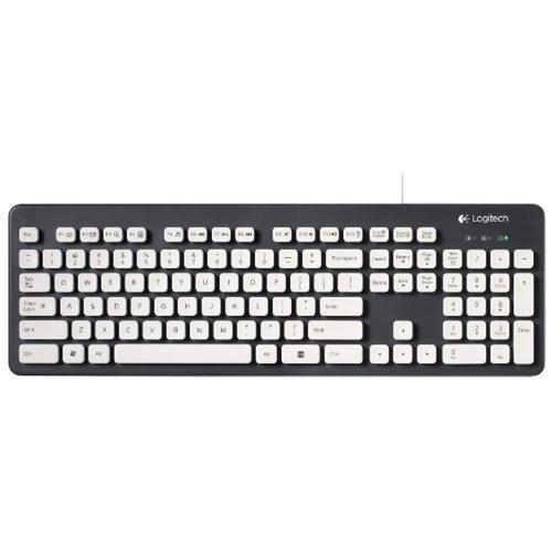 teclado logitech wired keyboard k310