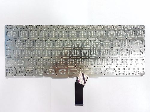 teclado macbook  air 11  a1370 a1465 año 2011
