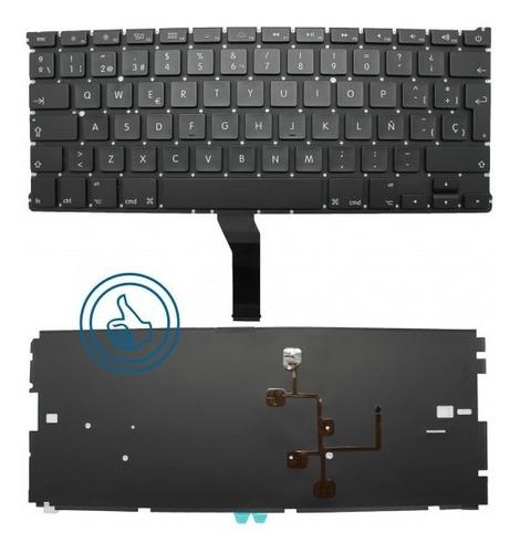 teclado macbook air a1369  con lampara