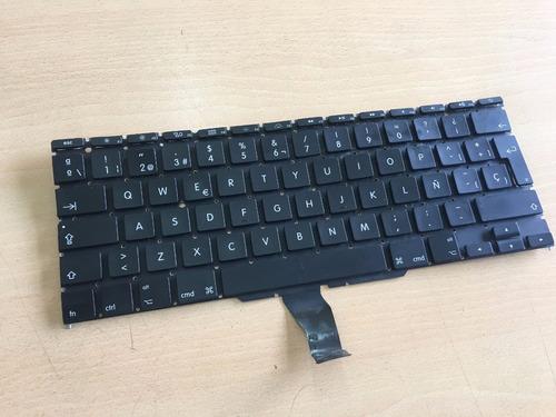 teclado macbook air a1465 :: mecanismo y/o tecla teclas