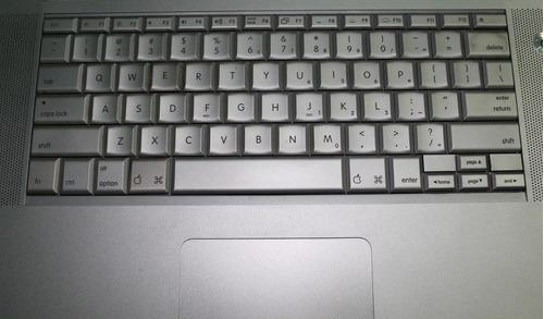 teclado macbook pro 15´