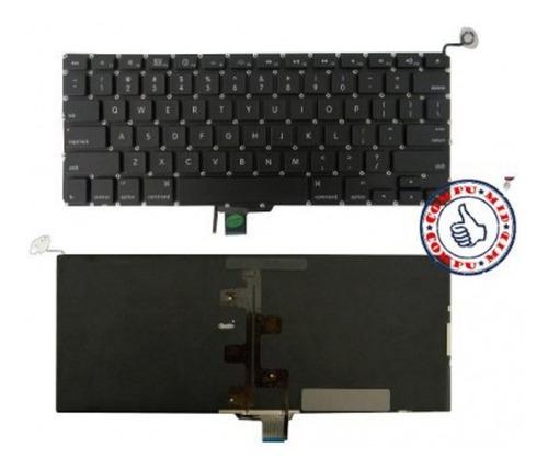 teclado macbook pro a1278 negro ingles lampara
