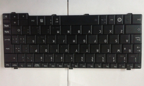 teclado malo para repuesto toshiba nb505 sp505 sp0111l