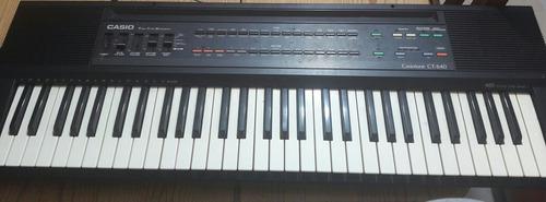 teclado marca casio