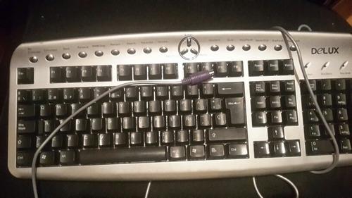 teclado marca de luxe
