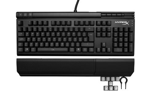 teclado mecánico kingston hyperx alloy elite