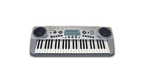 teclado medeli mc49a 49 teclas full size 5 pads de bateria