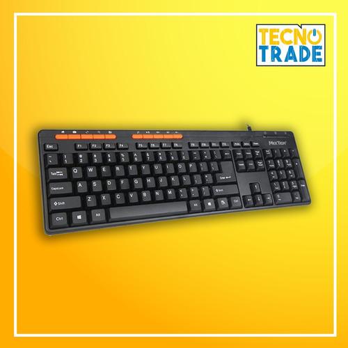 teclado meetion k600m usb multimedia ergonómico garantía