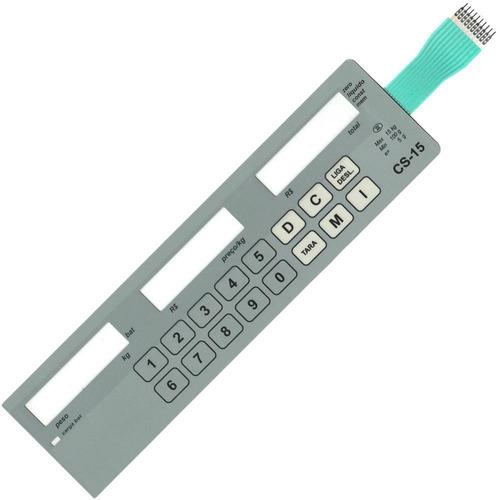 teclado membrana balança filizola cs 15 bateria classe i i i