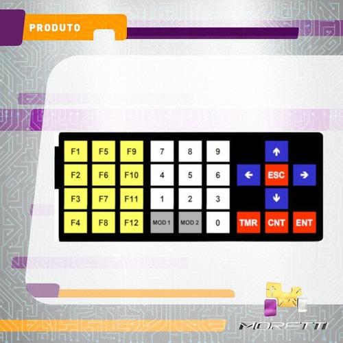 teclado membrana ihm tpw 03 clp weg