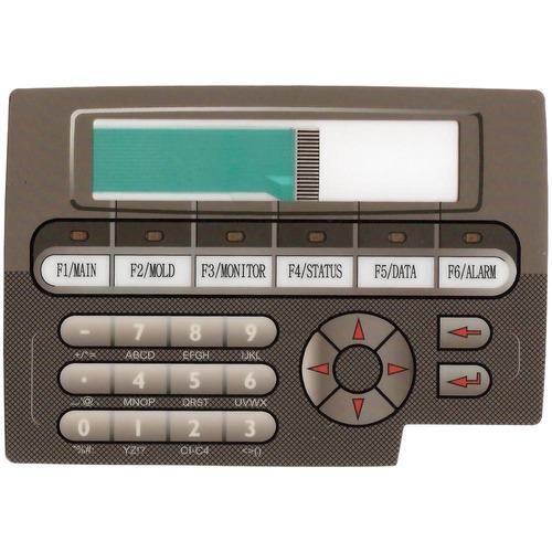 teclado membrana interface beijjer hmi exter k-10