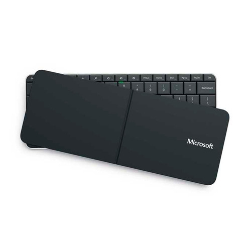 teclado microsoft con bluetooth alámbricos usb 7yh-00009