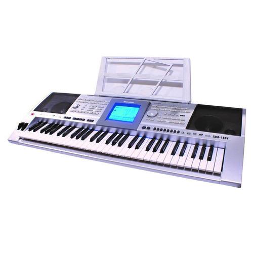 teclado midi con pantalla lcd 61 teclas ( envío gratis )