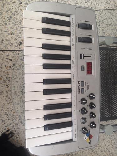 teclado midi oxygen