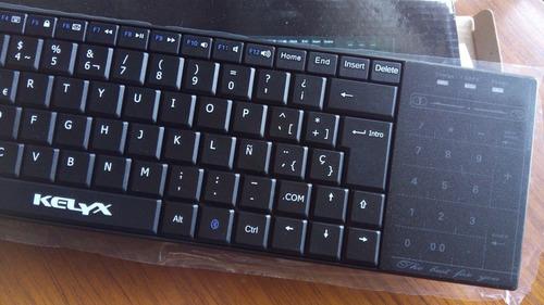 teclado mini inalambrico kelyx inky1138