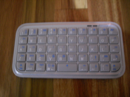 teclado minibluetooth keyboard