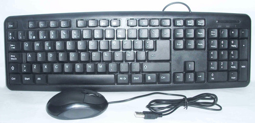 teclado mouse combo