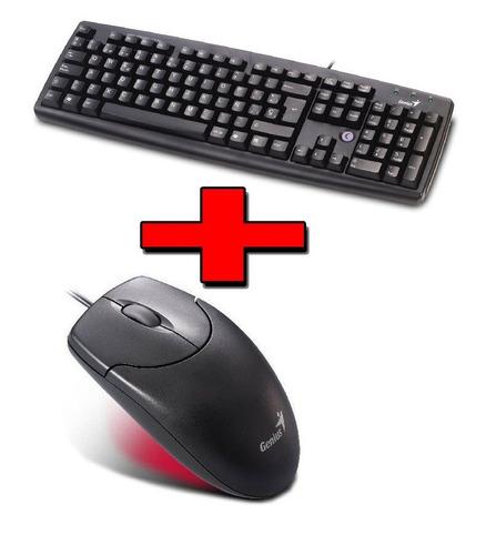 teclado mouse inalambrico