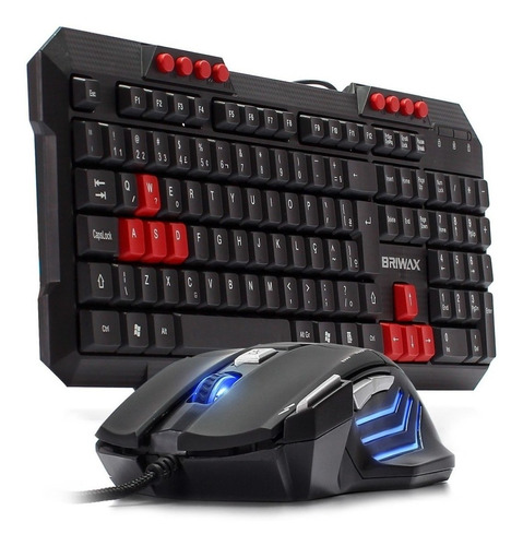 teclado mouse kit