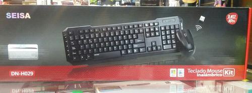 teclado mouse seisa