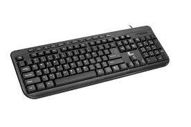 teclado multimedia | usb inglés