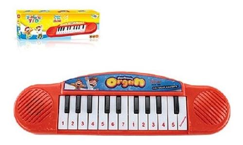 teclado musical infantil para bebe e crianças ted a pilha
