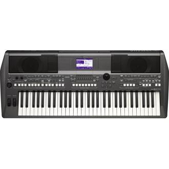 teclado musical psr s670 yamaha r em mercado livre. Black Bedroom Furniture Sets. Home Design Ideas