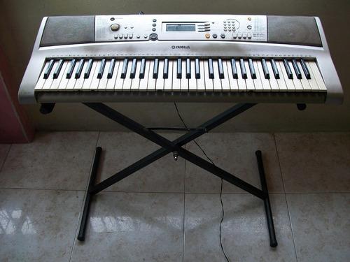 teclado musical yamaha psre303
