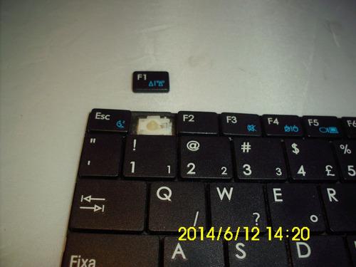 teclado   netbook e-mob -em100bvb