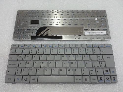 teclado netbook exo bgh cx bangho nuevos en español