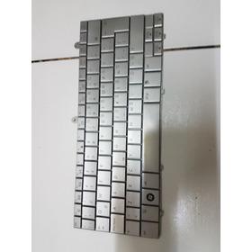 Teclado Netbook Hp Mini 2133 2140 Plateado