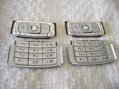 teclado nokia n95  versin 1 version 3 original stock