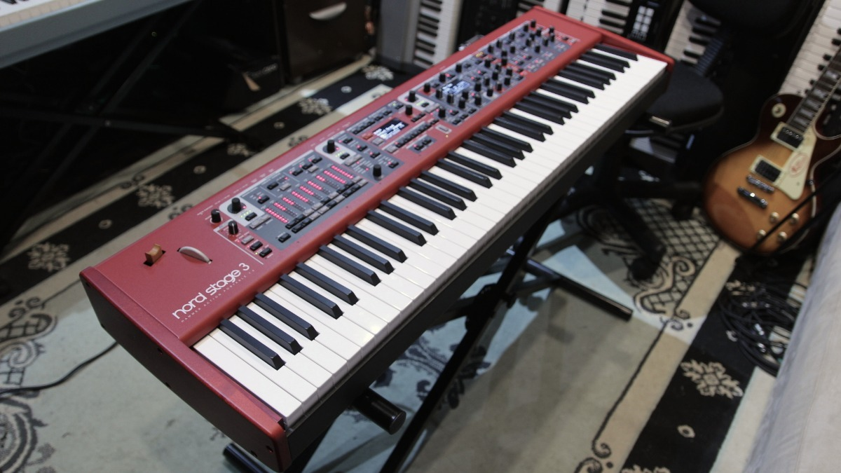Nord stage 2 76 dimensions